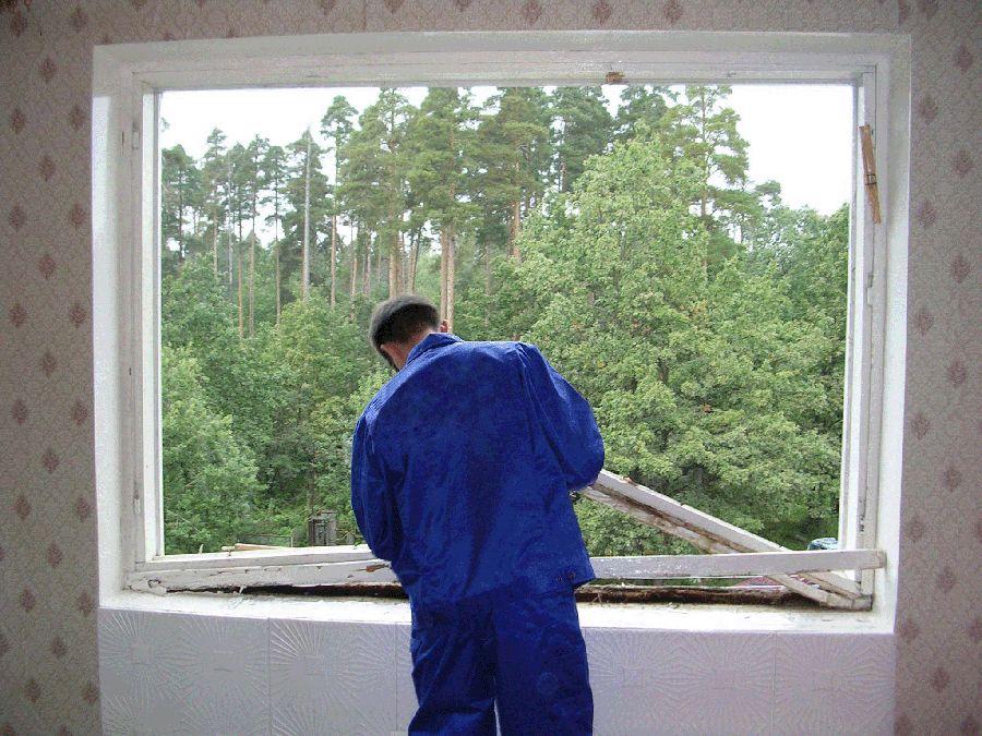 Как поставить пластиковое окно самому.